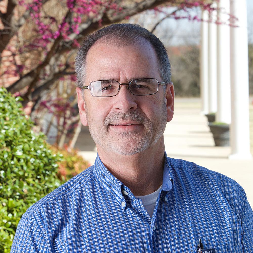 Pastor Jim Jackson