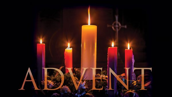 Advent #2 Jesus Christ: He Himself is Our Peace  Image