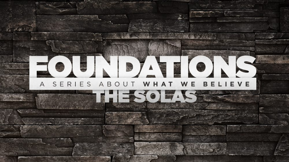 Foundations, The Solas