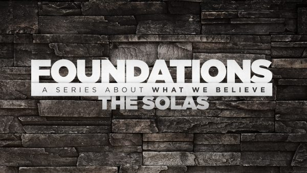 Sola Gratia, Saved By Grace Alone Image